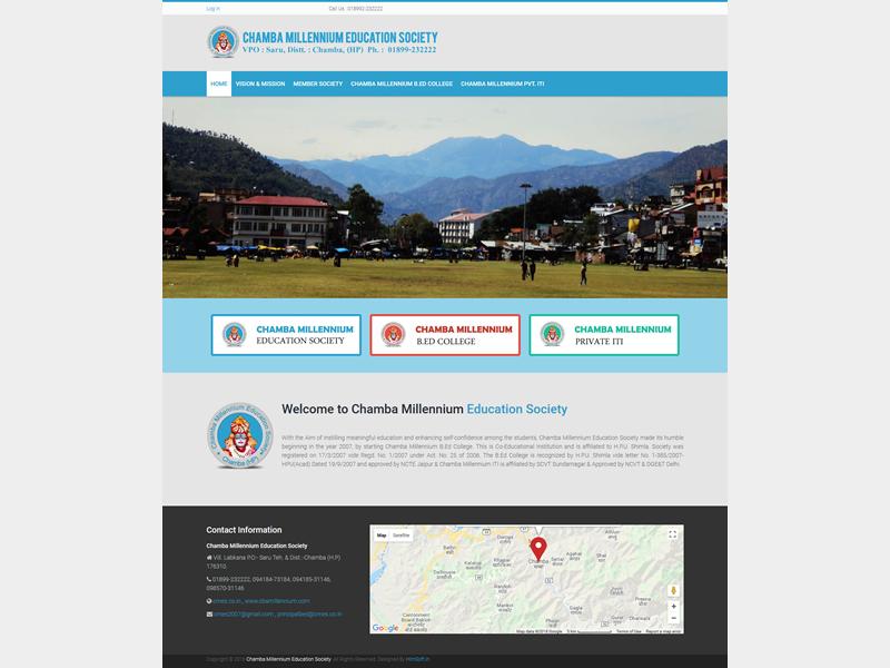 Chamba Millennium Education Society
