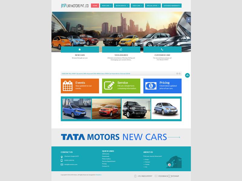 JKR Motors