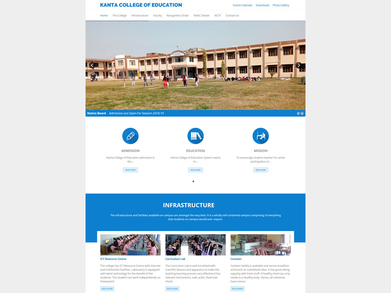 Kanta Group of College